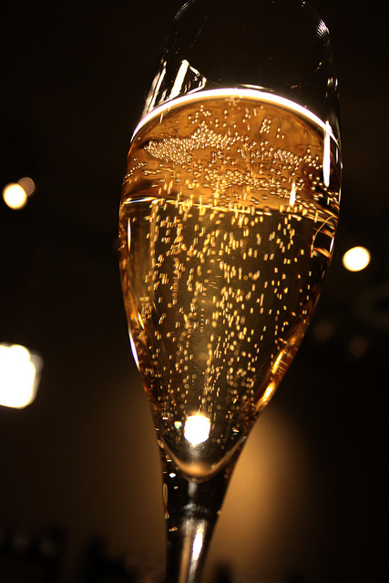 Champagne - Autor: Andrea Parrish Geyer - Flickr