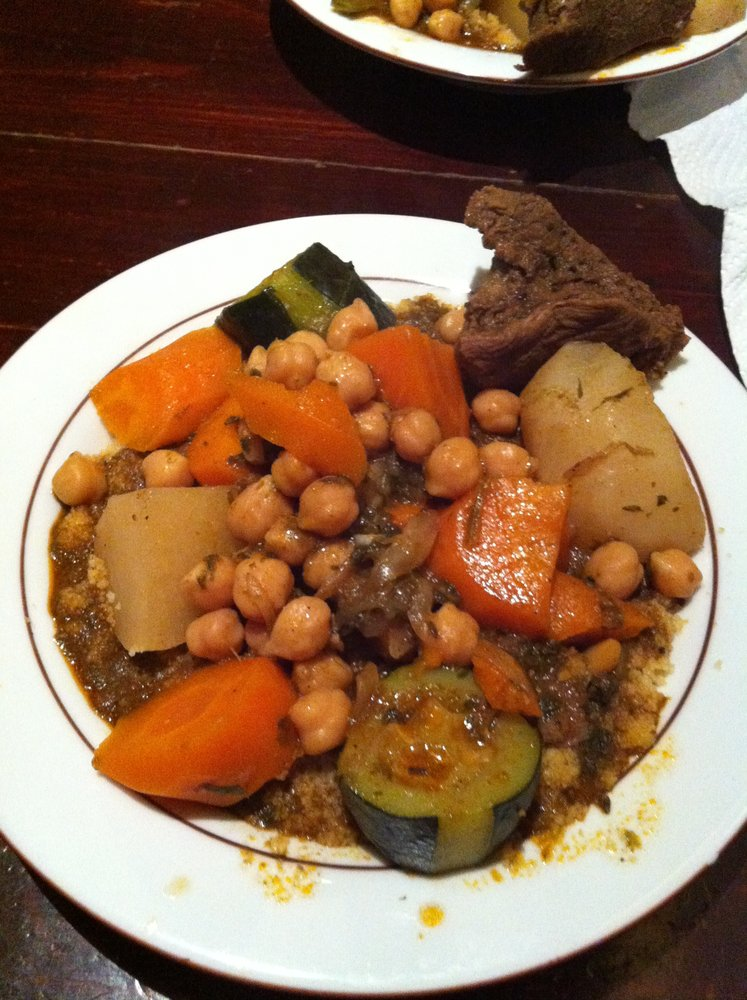 Couscous do Bar Cordonnerie - Clementine R. - Yelp