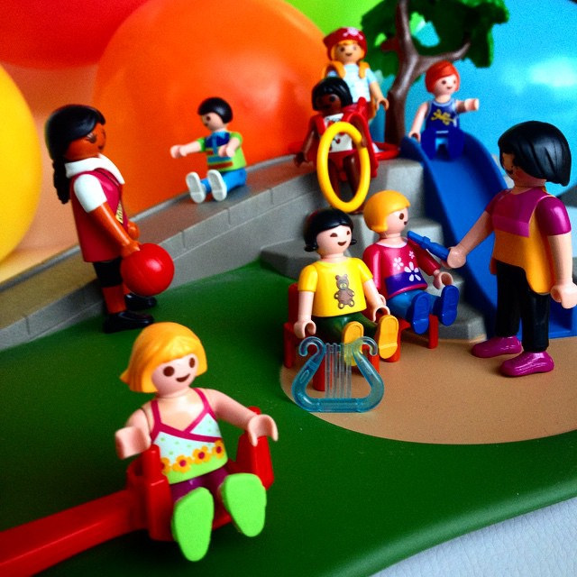 Parque Playmobil - Autor: Manel Zaera - Flickr